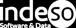 Logo INDESO Blanc